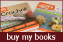 Idiot's Guides: Crochet and The Complete Idiot's Guide to Amigurumi by June Gilbank