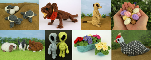 2014 PlanetJune crochet patterns
