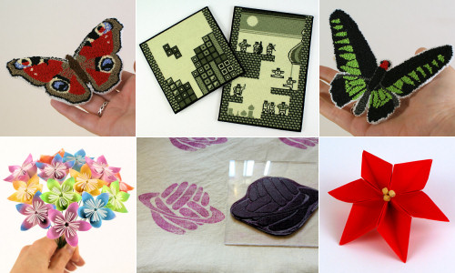 2015 craft projects by PlanetJune