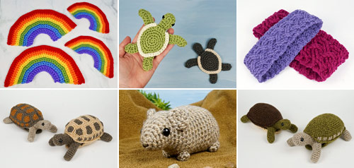 2019 PlanetJune crochet patterns