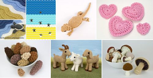 2020 bestselling PlanetJune crochet patterns