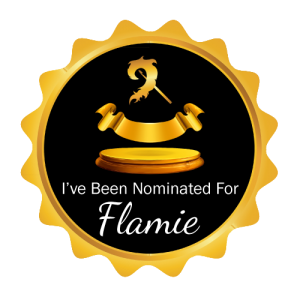 Badge - I've been nominated for Flamie