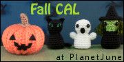Fall Crochet-Along at PlanetJune