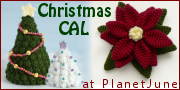 Christmas Crochetalong and Contest at PlanetJune
