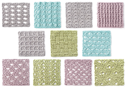 Crochet Pattern Central Free Online Crochet Stitch Directory : Blog ? PlanetJune by June Gilbank IG Crochet 3: Stitch ...