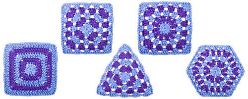 IG Crochet: Motif patterns