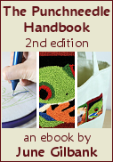 buy The Punchneedle Handbook by June Gilbank