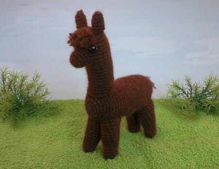 LLAMA CROCHET AMIGURUMI PATTERN Free Crochet Patterns