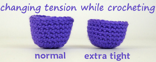 stitch tension in amigurumi: a PlanetJune investigation