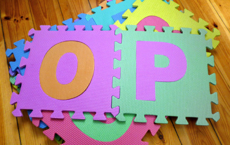 foam play mats used for wet blocking