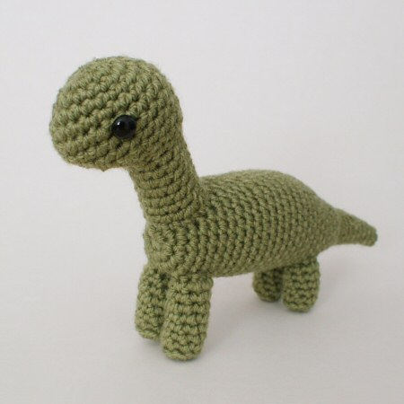 Dinosaur Crochet Patterns – For Your Dino Lover - A More Crafty Life | 450x450