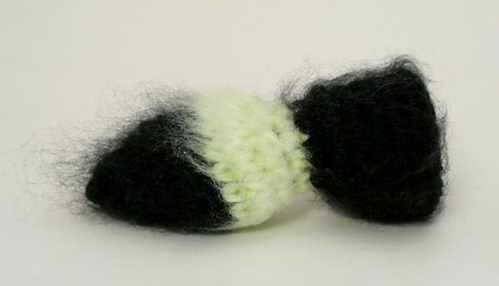 brushed cotton yarn experiment