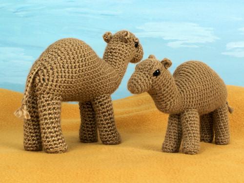 Blog – PlanetJune by June Gilbank » Camel crochet pattern
