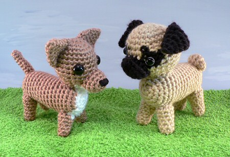Blog Planetjune By June Gilbank Amidogs Pug Puppy Pattern