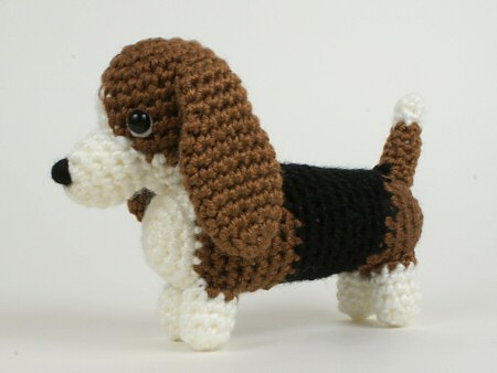 amigurumi Dog from Columbo by PlanetJune