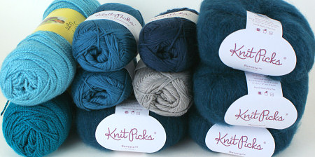 new yarn and notions from the US