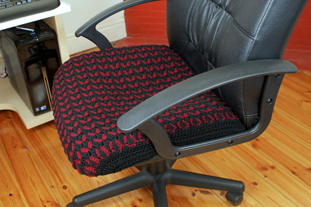 Computer Chair Seat Cushion computer chair slipcover cover hidden heat pad a intended design