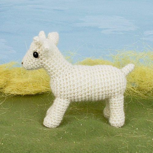 crochet billy goat | http://lomets.com | 500x500