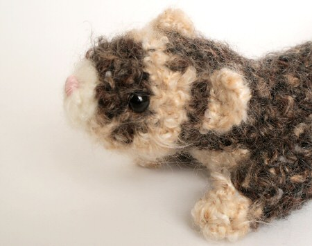 Realistic crocheted ferret plushie | Ferret, Kawaii crochet, Cute ... | 356x450