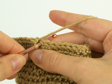 my crocheting style