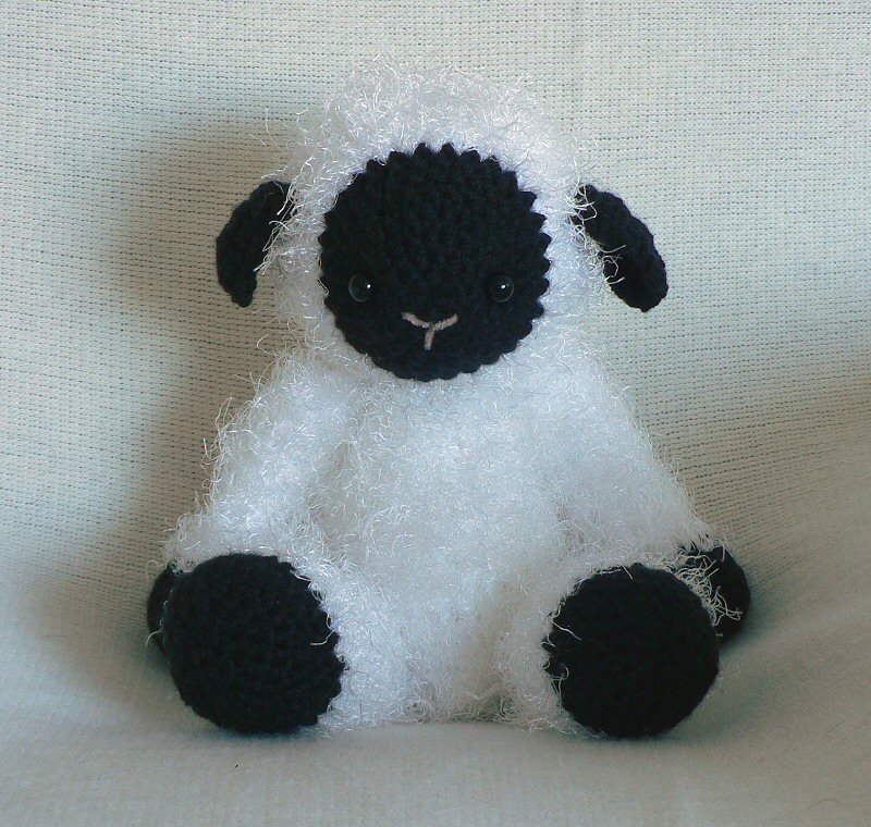 Blog Planetjune By June Gilbank White Fuzzy Lamb