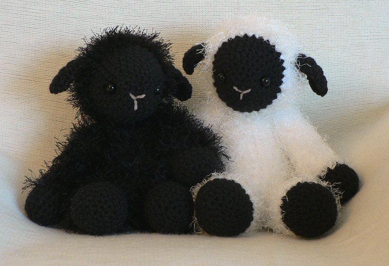 Blog Planetjune By June Gilbank White Fuzzy Lamb