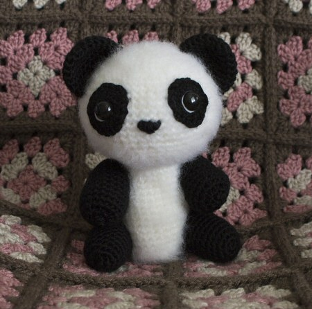 Blog Planetjune By June Gilbank Craft Crochet Along Panda