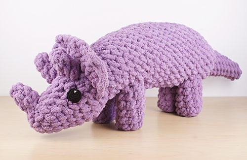 Dinosaur Crochet Patterns – For Your Dino Lover - A More Crafty Life   325x500