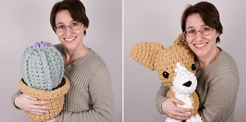 Animal Amigurumi: The Ultimate Step by Step Guide to Make Toy ... | 249x500