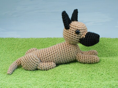 25 Free Amigurumi Dog Crochet Patterns to Download Now! | 336x450