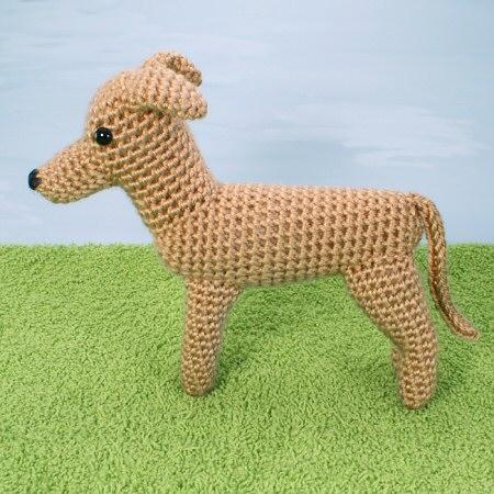 Blog Planetjune By June Gilbank Amidogs Greyhound Crochet Pattern