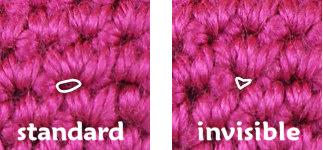Increasing and Decreasing in Crochet - Free Crochet Tutorial – My ... | 150x323