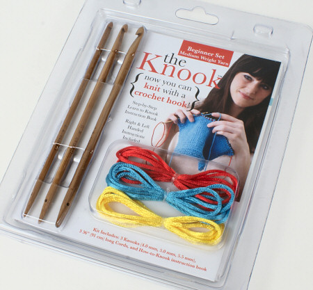 The Knook kit from LeisureArts