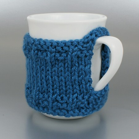 knooked mug cozy