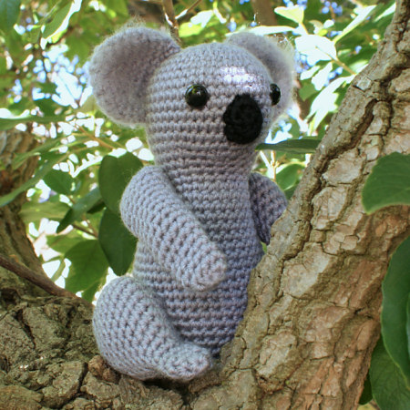 Blog Planetjune By June Gilbank Koala Crochet Pattern