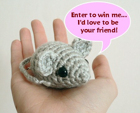 Win a PocketAmi mouse!
