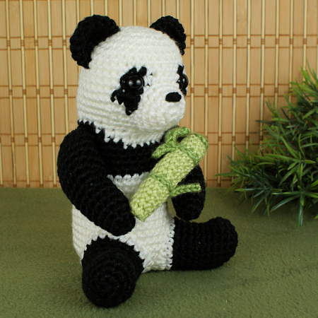 Blog Planetjune By June Gilbank Amigurumi Giant Panda Crochet