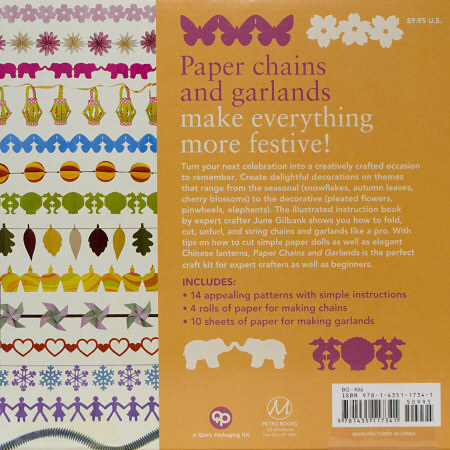 Paper Chains & Garlands by June Gilbank (planetjune)