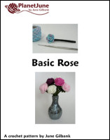 basic rose crochet pattern
