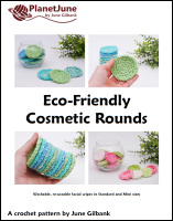 eco-friendly cosmetic rounds crochet pattern