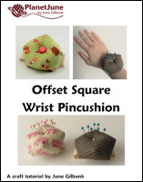 offset square wrist pincushion tutorial