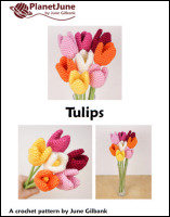 tulips crochet pattern