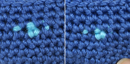 perfect your crochet invisible decreases
