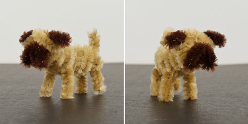 book review: Making Pipe Cleaner Pets