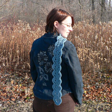 Blog Planetjune By June Gilbank Scalloped Scarf