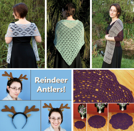 PlanetJune Accessories Fall 2011 Collection of crochet patterns