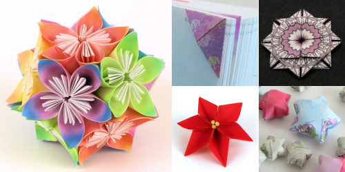 PlanetJune Papercraft: paper folding projects