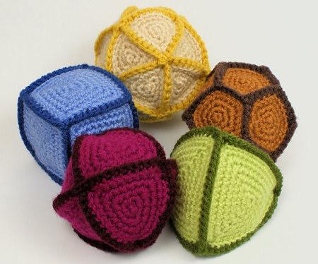 Blog Planetjune By June Gilbank Polyhedral Balls Crochet Pattern