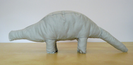 prototype aardvark toy - version 2