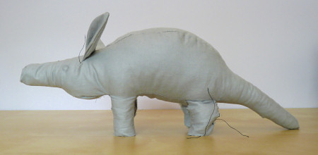 prototype aardvark toy - version 3